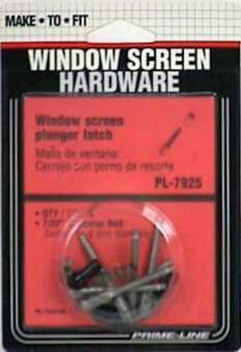 Nylon 6-Pack Slide-Co PL-7777 Screen Frame Plunger Latch