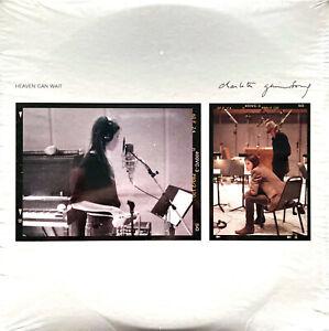 Charlotte-Gainsbourg-CD-Single-Heaven-Can-Wait-Promo-France-M-M-Scelle