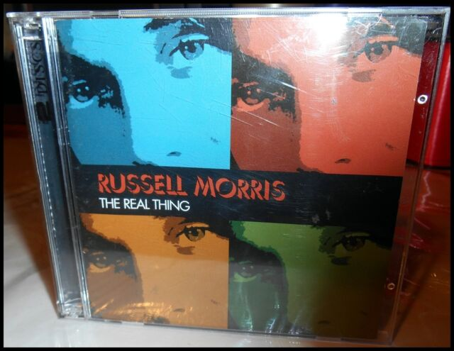 Real Thing By Russell Morris Cd Sep 2002 Rouseabout For Sale Online Ebay
