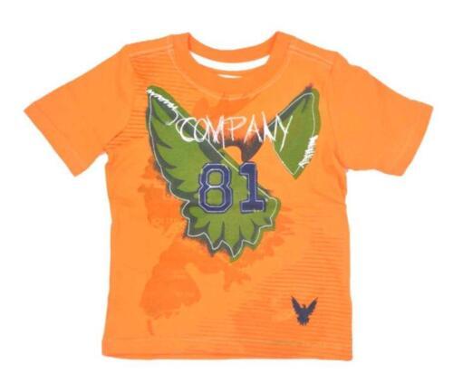 Company 81 Toddler Boys S//S Mandarin Orange Top Size 2T $26