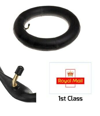"2 X Inner Tubes 12/"" Bent Valve Fits Out n About Poussettes 1st Classe Royal Mail"