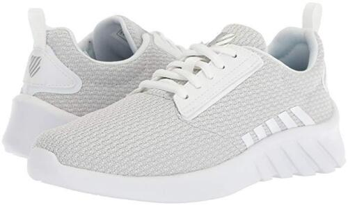 White Brand New Women K-Swiss Aeronaut Sneaker 95618-101-M Color White