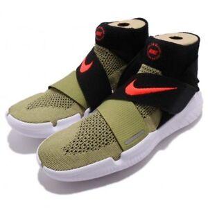 8a591d55ee2 Nike Free RN Motion FK 2018 Run Flyknit Olive Green Men Running Shoe ...