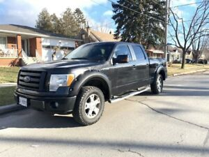 2010 FORD F150 FX4 4x4 CREW CAB LOWKMS