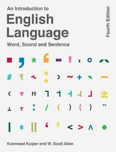An-Introduction-to-English-Language-by-Allan-W-Scott-Kuiper-Koenraad-NEW-Bo
