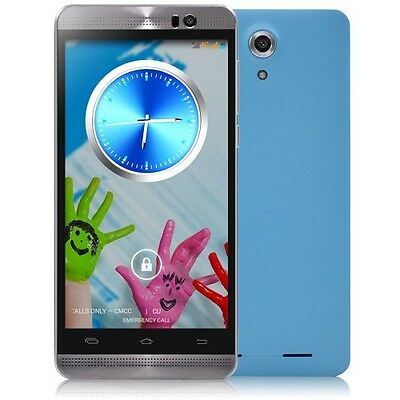 "5"" Unlocked 3G GSM AT&T T-mobile Straight Talk Android Cell Phone Smartphone GPS"