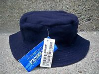 Pendleton Packer Cap Hunting Field Everyday Blue Wool Hat Size Large Usa