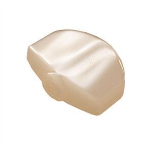 Collection Ici Véritable Remplacement Grover Pleine Taille Bouton Imitation Nacre-afficher Le Titre D'origine Belle En Couleur