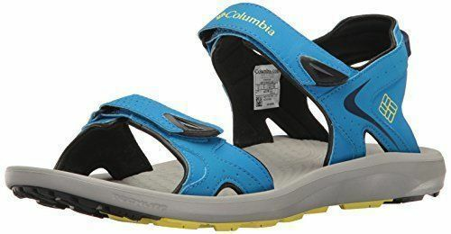 Columbia Techsun blu MAGIC Water Hiking Sport Sport Sport Sandals Uomo Sz 11 NEW 614aec