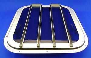 Houdini-Super-500-Deck-Hatch-Yacht-Motorhome-Skylight-Boat-Free-Sealer-US12
