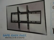 Sanus Qltk1b4 Tv Wall Mount Starter Kit For 47 Inch To 80 Flatscreen