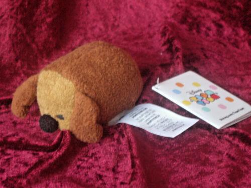 Disney Rolf Dog Tsum Tsum Véritable Jouet Doux En Peluche Neuf Avec Étiquettes Muppets Rowlf