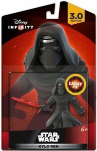 Star-Wars-Disney-Infinity-3-0-Kylo-Ren-Light-FX-Force-Awakens-Figure-US-Seller