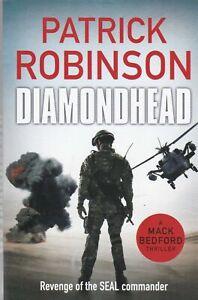 Patrick-Robinson-Diamondhead-Tout-Neuf-Livraison-Gratuite-Ru