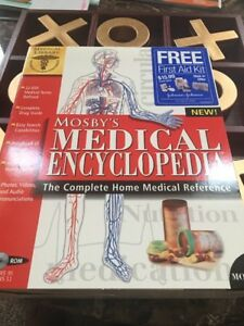 MOSBY-039-S-MEDICAL-ENCYCLOPEDIA-Search-Health-Reference-For-Windows-PC-CD-ROM