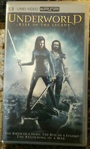 Underworld-Rise-of-the-Lycans-Sony-PSP-UMD-2009-BRAND-NEW
