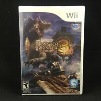 Monster Hunter Tri 3 (nintendo Wii, 2010) Brand