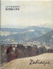 Auvergne Romane/Zodiaque-La Nuit des Temps n°2/Chanoine Bernard Craplet/1958