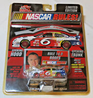 Nascar Rules 6 Mark Martin Limited Edition Racing Champions 99 Ford Taurus Car