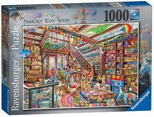 Ravensburger-Jigsaw-Puzzle-FANTASY-TOY-SHOP-1000-piece