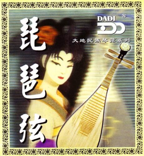 von Musik Atlas Pipa Saiten Set 4 Saiten für Chinesische Lute