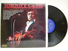 Johnny Cash - I'm So Lonesome I Could Cry, Pickwick SHM-3027 Ex Condition Vinyl