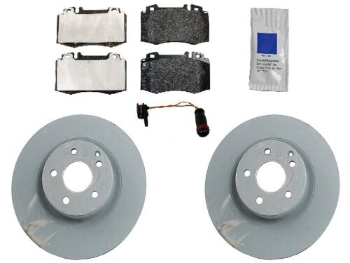 For Mercedes W219 07-10 CLS550 Base 219.372 GENUINE Front Brake KIT Rotors Pads
