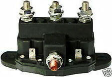 WINCH MOTOR CONTINUOUS DUTY REVERSING SOLENOID DC CONTACTOR RELAY SWITCH
