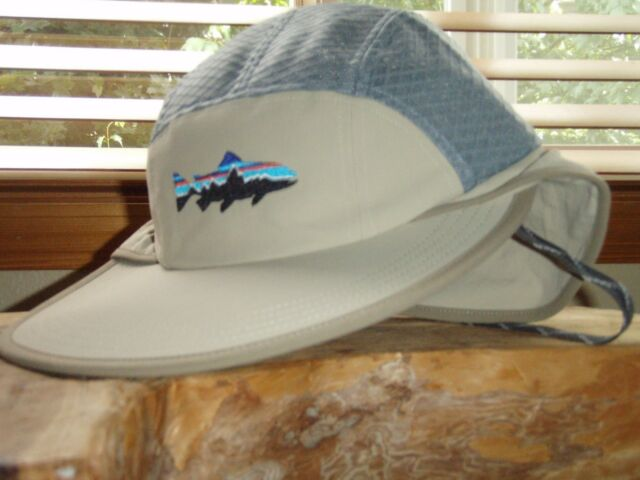 d505bbee682 Patagonia Fitz Roy Trout Vented Spoonbill S m Hat for sale online