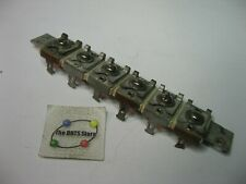 Variable Trimmer Capacitor Bank 6 Element 10 40pf Used Qty 1