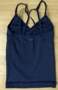 Dri para Nike fit mujer X azul Top talla Htn6xAwnqd