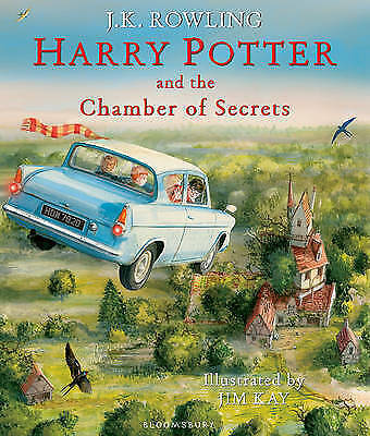 1 of 1 - Harry Potter and the Chamber of Secrets by J. K. Rowling (Hardback, 2016)
