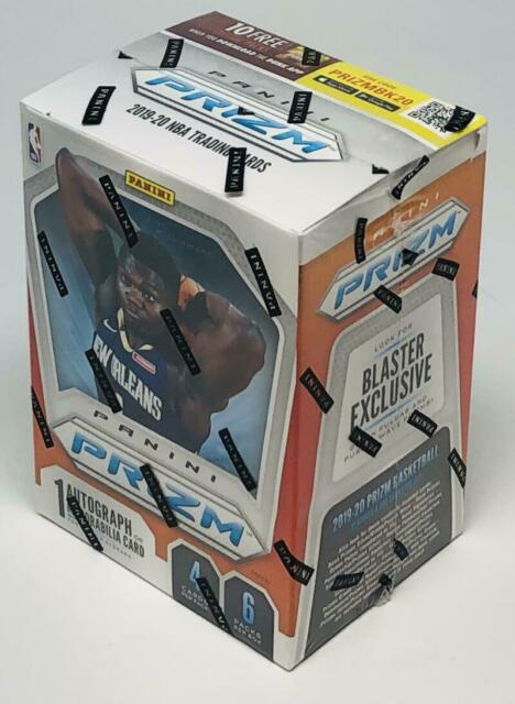 2019-20 Panini Prizm Basketball Blaster Box