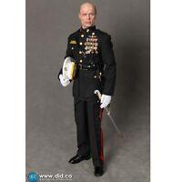 Did 1/6 Scale 12 Us Usmc Force Recon Brigadier General Frank Figure 80092