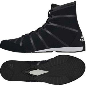 177c46cf85bd9b Caricamento dell immagine in corso Scarpa-stivaletto-Adidas -Adizero-Boxing-Nere-Boxe-lotta-