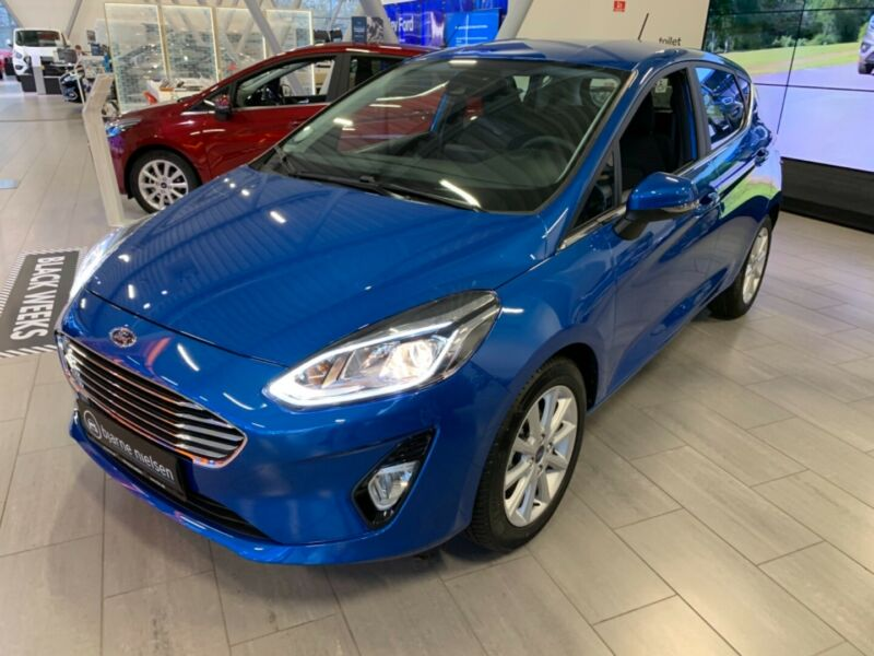 Ford Fiesta 1,1 85 Titanium