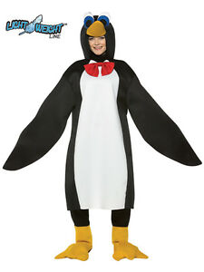 Adult-Lightweight-Animal-Penguin-Fancy-Dress-Costume-Mens-Ladies-Outfit