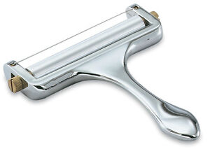 CHEESE-SLICER-ADJUSTABLE-WITH-2-REPLACEMENT-WIRE-NEW