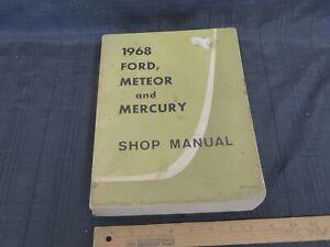 1968-Ford-Meteor-and-Mercury-Passenger-Car-Shop-Service-Manual-CDN