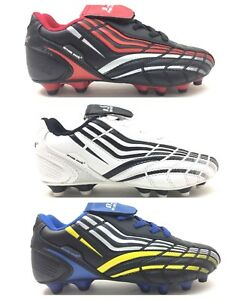 6183028d28442 Soccer Kids Boys Girls Cleats Outdoor Taquete Futbol Youth Sizes 1 2 3 4