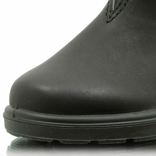BLUNDSTONE 531 BOOTIES KIDS BLACK LEATHER ELASTIC SHOES BABY//A DA 25 A 35,5