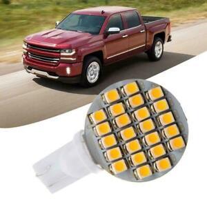Super-Bright-Warm-White-T10-RV-Marine-Wedge-24-SMD-Bulbs-Light-LED-O6S4