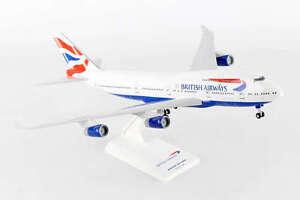 Daron SkyMarks Air France 747-400 1//200 w//Gear SKR1070