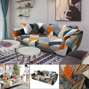 Sofa-Covers-Multicolored-2-3-Seater-Slipcover-Elastic-Stretch-Settee-Protector