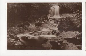 Hermits-Falls-Glenariff-Co-Antrim-N-Ireland-RP-Postcard-313a