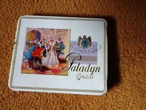 Vintage Cigar Tin - <span itemprop=availableAtOrFrom>Nantwich, Cheshire, United Kingdom</span> - Vintage Cigar Tin - Nantwich, Cheshire, United Kingdom
