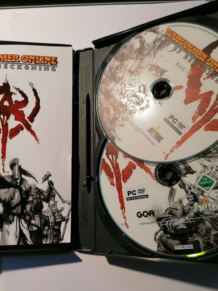 Warhammer online Age of reckoning, rollespil