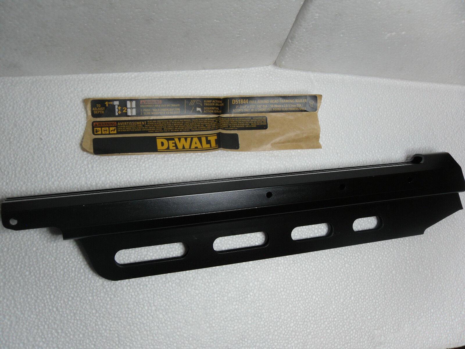 Dewalt  5140012-03 Framer Magazine Base for D51844 T1 Round Head Framing Nailer