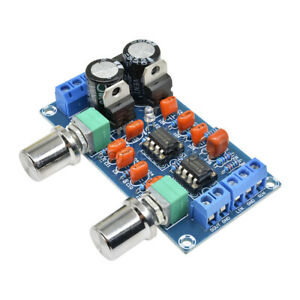 ARIA-condizionata-9V-15V-NE5532-Filtro-passa-basso-Subwoofer-controllo-volume-Modulo