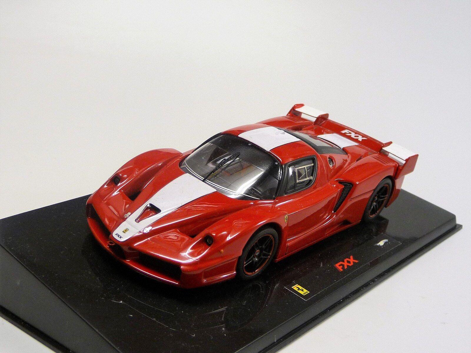 Ferrari FXX rot Hot Wheels Elite N5605 Neu in OVP 1 43  | Sale Online Shop